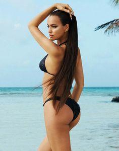 #IrinaShayk #Body #Hair