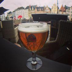 Leffe beer  #Gent #Gante #Belgium #Belgica #beers #cerveza @leffe.belgium
