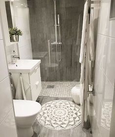 Best small bathroom remodel ideas on a budget (4)