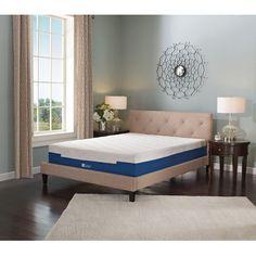 """Lane Furniture 9"""" Memory Foam Mattress Size: California King"""