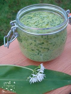 all recipes dishes Pesto, Healthy Drinks, Healthy Recipes, Wild Garlic, Tapenade, Base, Food Dishes, Dishes Recipes, Food Design