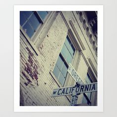 crossroads+Art+Print+by+countryeverafter+-+$15.00
