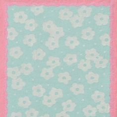 Ric-Rac Floral Cotton Hook Rug  @Sarah Nasafi Grayce #laylagrayce #newarrivals Would be sooo cute for a babys room