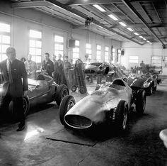 Ferrari late 1950s