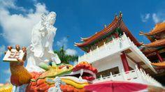 Avalokiteśvara at Big Dragon Temple, China