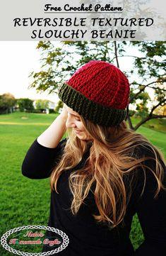 9c720c94330 1029 Best Crochet: Slouchy Hats images in 2019 | Crocheted hats ...