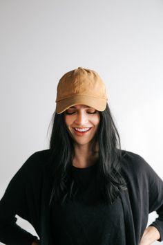 95c22073a8d3d Amy Ballcap from Gigi Pip Panel Hat, Caps For Women, Bucket Hat, Baseball