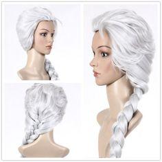 Frozen Cosplay Snow Queen Elsa Wigs