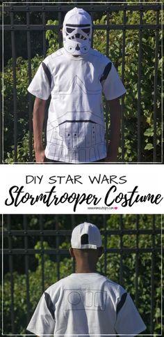 DIY Stormtrooper Costume Star Wars Stormtrooper Costume c1aaf51f2ccd6