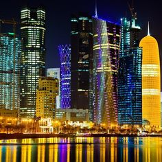 الدوحة، قطر  Doha, Qatar  by @syresat