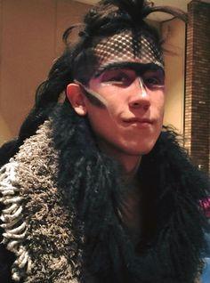 Moorhead Highschool Theatre TARZAN  Makeup by myself Kelsie Anderson Costumes by @kelsyhewitt