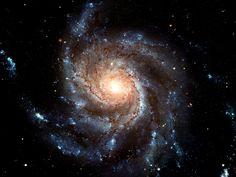 The Pinwheel Galaxy #astronomy #galaxy