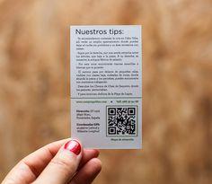 Fichas imprescincibles Galicia para Camping Aldán   María Vilarino Event Ticket, Note Cards