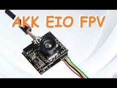 Камера 4 в 1 AKK EIO с DVR | Обзор и тест дальности | MikeRC 2018 FHD
