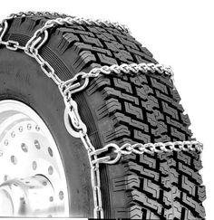 Truck Mud Tire Chains 6.50-16LT