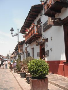 tina and i went here from puerta vallarta. beautiful village . Mazamitla, Guadalajara Mexico