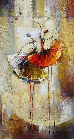 Pintura de Irene Gendelman
