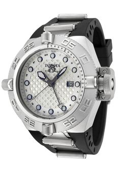 Price:$399.00 #watches Invicta 1154, With a bold, masculine design, Invicta chronograph has a poised and calm ambience that's sure to have you looking twice.