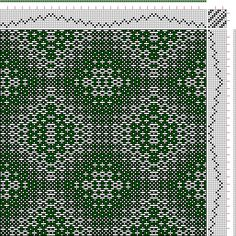 Hand Weaving Draft: cw592872, Crackle Design Project, 10S, 10T - Handweaving.net Hand Weaving and Draft Archive