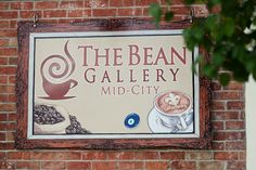 The Bean Gallery - A funky coffee shop in the heart of mid-city, The Bean Gallery is a fantastic place to begin your morning with their signature frozen coffee,