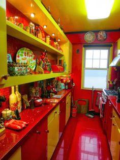 Sue Kreitzman's home in NYC