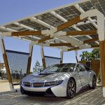 BMW Electric i Models get Home Solar Charging System