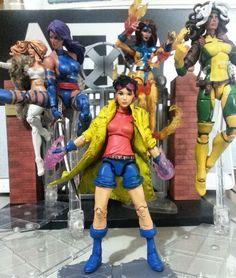 Jim Lee Jubilee (Marvel Legends) Custom Action Figure