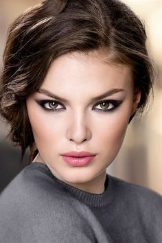 5 Adımda Dumanlı Göz Makyajı | Oriflame | Mahmure Güzellik
