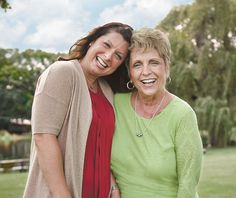 """""""Like mother, like daughter"""" often means good things if you are talking about cooking skills, sense of humor or math smarts. However, no daughter wants to follow in her mother's footsteps when it comes to breast cancer."""