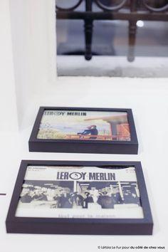 Paris design week premi res impressions leroy merlin du c t de che - Leroy merlin du cote de chez vous ...