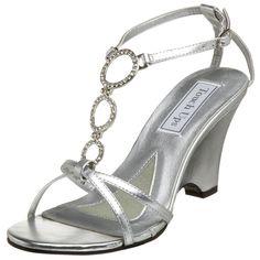 Amazon.com: Touch Ups Women's Arlene Wedge Sandal: Shoes