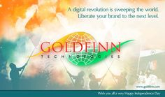 Goldfinn wishes you all a very Happy Independence Day!