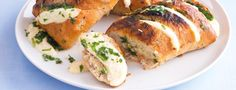 Mozzarellové bochánky