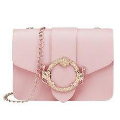 Crossbody sac – sportNchic Mini Crossbody Bag, Chain Shoulder Bag, Tote Handbags, New Fashion, Pu Leather, Vintage Ladies, Purses, Luxury, Women