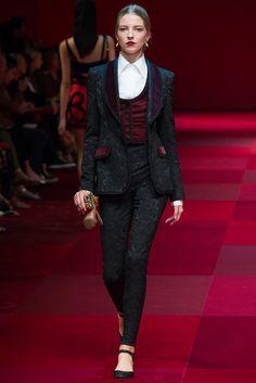 Dolce & Gabbana  Primavera-verano 2015 - Pasarela