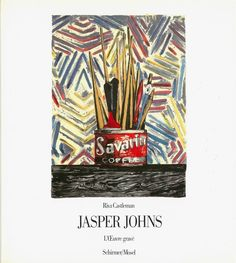 ポップアートの代表作家としても知られるジャスパー・ジョーンズの、ニューヨーク近代美術館で開催された展示の図録。国旗/数字/的などをモチーフにした版画のほか、抽象絵画もカラーとモノクロで多数収録。 全体にソリ有。カバーに一部ヤケ有。天に微ヤケ有。本文経年並。