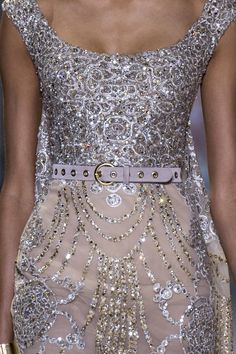 fashion elegance luxury beauty — moschino-s: Elie Saab Spring 2017 Couture Elie Saab Couture, Couture Mode, Couture Fashion, Couture Week, Lux Fashion, Only Fashion, Fashion Outfits, Couture Details, Fashion Details