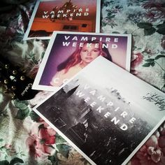 Vampire Weekend i need these so bad! Sound Of Music, Music Love, Music Is Life, Good Music, My Music, Vampire Weekend Album, Elevator Music, All About Music, Indie Music