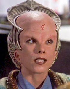 Nancy Lee Grahn as Shaal Mayan - Babylon 5