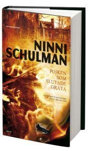 Ninni Schulman: Pojken som slutade gråta. by Adlibris.com