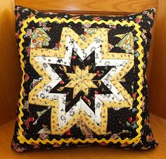 Quilted Mary Engelbreit Pillow by Ranchgurl4Him on Etsy