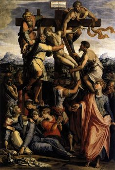 Giorgio Vasari - Deposition from the Cross. Rome, Palazzo Doria-Pamphilj