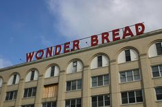 Wonder Bread, Buffalo,New York