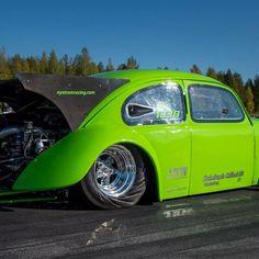 Drag Racing VW Bug