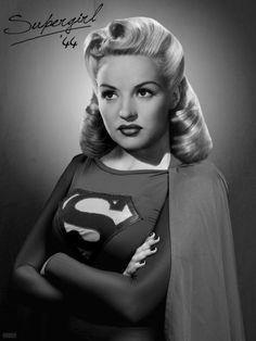 Betty Grable é nossa Pin-Up do Mês em Galeria - Pin-Ups Old Hollywood