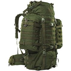 Tactical Raccoon Rucksack by Wisport in Olive Green color is available now at Military a tactical online store. Visit our website for a massive range of rucksacks and other MOLLE accessories.