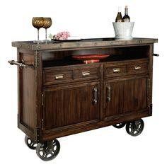 Howard Miller Barrows Wine & Bar Cabinet - 695146