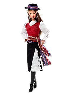 <em>Chile</em> Barbie® Doll