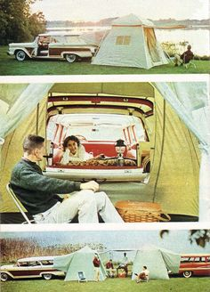 1959- Ford Station Wagon Living-24