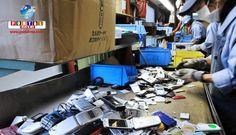 Japão quer mais dos smartphones descartados no mundo